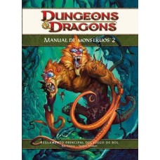 4ED Dungeons and Dragons Manual de Monstruos 2