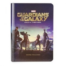 Cuaderno Notebook Guardians of the Galaxy