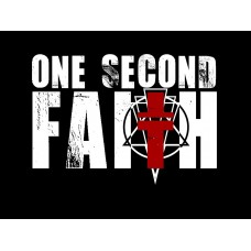 Camiseta One second faith - Talla M