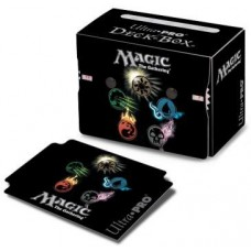 Deck Box Magic Mana 4 with dual life counter