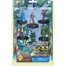 Batman and his Greatest Foes Fast Forces Ingles