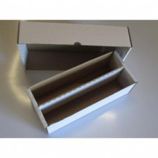 Cardbox Fold-out Box with Lid for Storage of 2.000 Cards