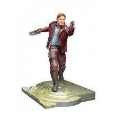 Guardians Galaxy Vol. 2 Star-Lord with Groot ArtFX Statue