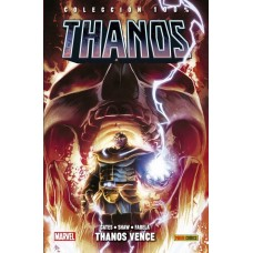 100 Marvel HC - Thanos 03