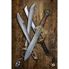 2Q Short Swords - Hybrid - 50-70 cm