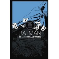 Batman - El largo Halloween - Black label