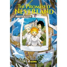 The promised neverland - La carta de Norman