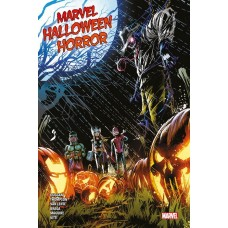 100 Marvel HC - Marvel Horror Halloween