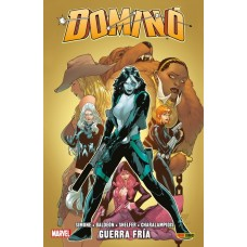100 Marvel - Domino 03
