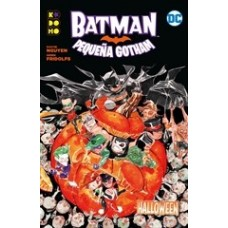 Batman Peque&ntildea Gotham vol. 01 Halloween