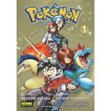 Pokemon 24 - Heart Gold Y Soul Silver 01