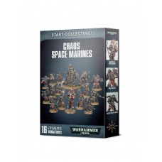 Start Collecting - Chaos Space Marines