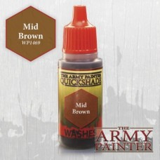 Army painter - Washes - Mid brown
