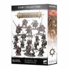 GW - Start collecting - Slave to darkness