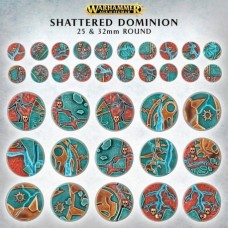 Shattered Dominion - 25 y 32mm Round