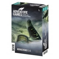 Adventure games - Monocromo SA