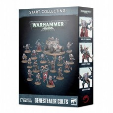 Start Collecting - Genestealer Cults