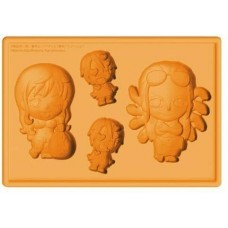 One Piece Nami and Robin With Sanji - New World Version - Silicone Ice Tray