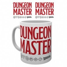 Dungeons and Dragons - Taza Dungeon Master