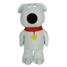 Family Guy Peluche Brian 20cm