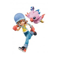 Digimon Adventure Serie G.E.M. Estatua PVC Sora