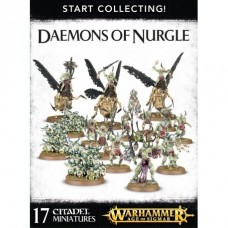 Start Collecting - Daemons of Nurgle
