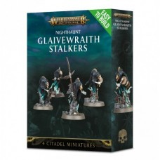 Easy to Build - Nighthaunt Glaivewraith Stalkers