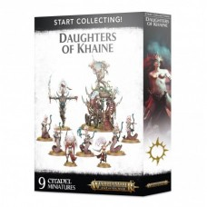 Start Collecting - Daughters Of Khaine