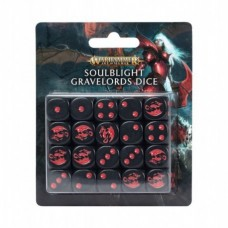 Age Of Sigmar - Soulblight Gravelords Dice
